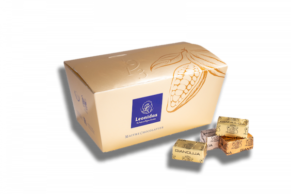 Ballotin Assortiment Gianduja's