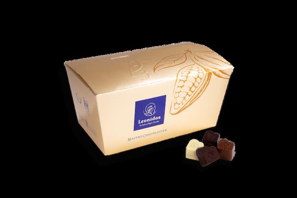 Ballotin Assortiment Pralines/Chocolats Sans Sucre Ajouté