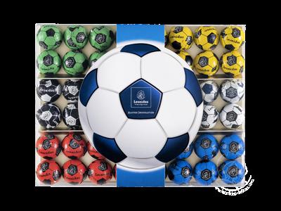Leonidas Boîte Plexi Football