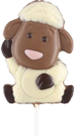 Lolipop Mouton de Pâques 35gr