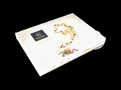 Leonidas Boîte Prestige Noël Assortiment Pralines/Chocolats