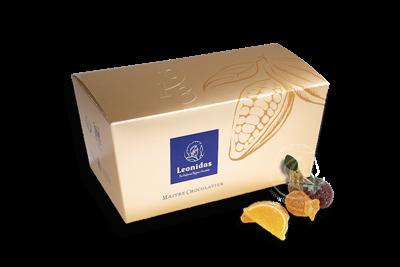 Ballotin Assortiment Pâtes de Fruits 1,5kg