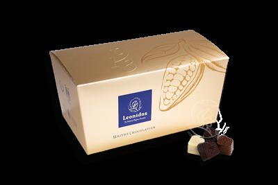 Leonidas Ballotin Assortiment Pralines/Chocolats Allégé(e)s En Sucres 1,5kg