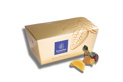 Ballotin Assortiment Pâtes de Fruits 1,2kg