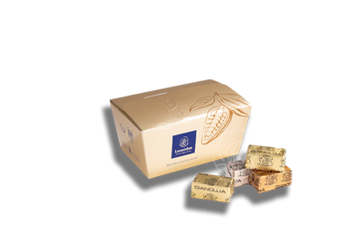 Ballotin Assortiment Gianduja's 300gr
