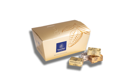 Ballotin Assortiment Gianduja's 500gr