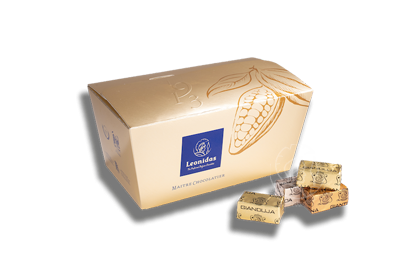 Ballotin Assortiment Gianduja's 750gr