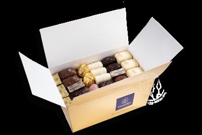 Ballotin Assortiment Pralines/Chocolats 1,5kg