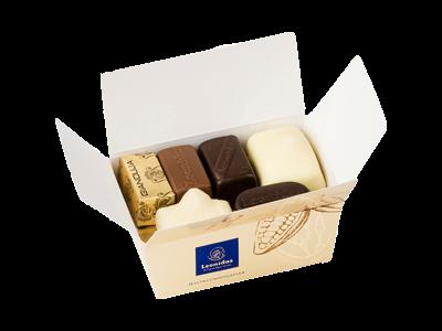Leonidas Ballotin Assortiment Pralines/Chocolats 125gr B2B