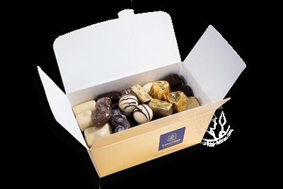Ballotin Assortiment Pralines/Chocolats 1kg