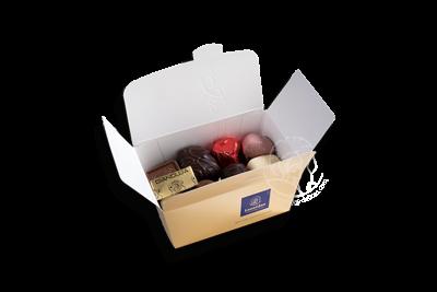 Ballotin Assortiment Pralines/Chocolats 300gr