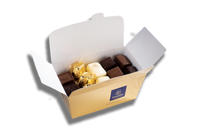 Ballotin Assortiment Pralines/Chocolats 500gr