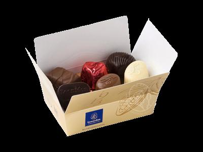 Leonidas Ballotin Assortiment Pralines/Chocolats 6 Pièces B2B