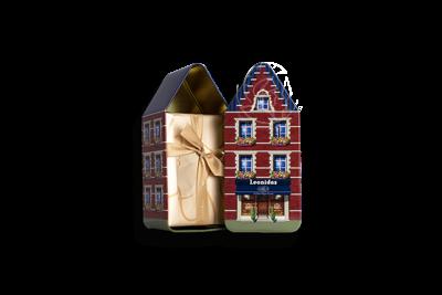 Boîte en Métal Petite Maison