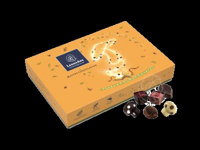 Leonidas Boîte Prestige Automne Assortiment Pralines/Chocolats