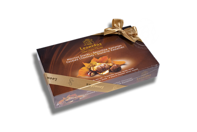 8 Candies Chestnuts Gift Box
