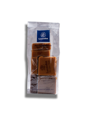 Sachet de Pavés Caramels Assortis (10 pièces)
